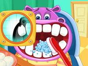 دكتور الأطفال طبيب الأسنان