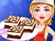 ألواح جبن كريمة الشوكولاتة