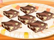 حلوى الشوكولاتة
