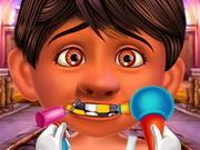 كوكو ميغيل عند طبيب الاسنان