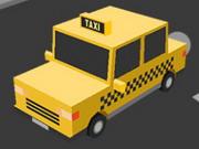 سباق السيارات Taxi الخطيرة