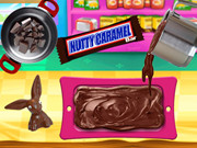 صانع الحلوىات اللذيذة