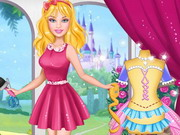تصميم ملابس أميرات ديزني