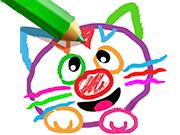 الرسم للأطفال