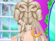 إلسا كواتشيلا تصميم تصفيفة الشعر