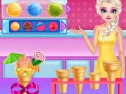 إلسا متجر الحلوى