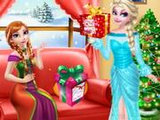 هدايا مفاجأة عيد الميلاد المجمدة