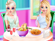 الأخوات المجمدة غداء لذيذ