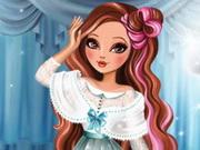 صالون الشعر السحري 2 فتاة تحول واللباس