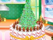 كيف تصنع كعكة الكريسماس