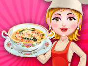 طبخ شوربة ايطالية