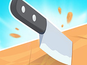 the knife flip