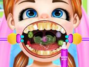 مغامرة طبيب اسنان آنا الصغيرة