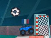 كرة قدم شاحنة الوحش