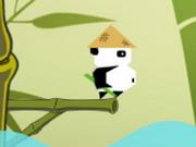 قفز دب الباندا