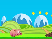 هروب الخنزير الوردي