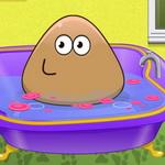 استحمام بو Pou