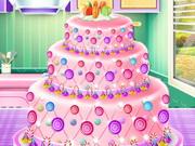 طبخ كعكة الاميرة آنا