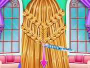 الأميرة آنا تسريحات الشعر الجديدة
