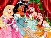 Princess Christmas Jigsaw