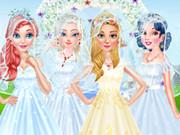 زفاف الأميرة الجماعي