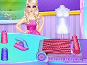محل الأميرة إلسا للخياطة