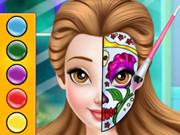 الأميرة: ترند رسم الوجه