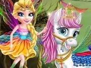 fairytale pony grooming