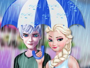 إلسا وجاك حب يوم المطر