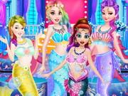 حفل الأميرة عالم البحار