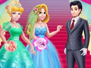 مسابقة العرائس الاميرات