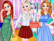 princesses college dorm party