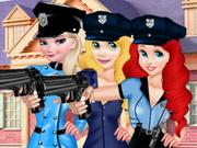 تلبيس ملابس الشرطة