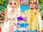 يوم الزفاف رابونزيل