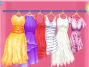 ربانزل تغيير خزانة الثياب للصيف