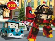 روبوتات تتحول إلى سيارات