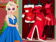 الأخوات تسوق عيد الميلاد