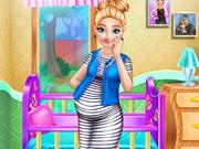 حياة آنا الحامل