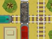 تنظيم محطه القطارات وسكك الحديد