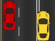 سائق الطريق المزدحم