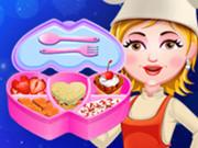 صندوق غداء عيد الحب