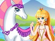 الاميرة والحصان الأبيض 2