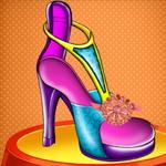 الأميرة آنا مصممة الأحذية