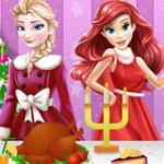 اريل الطبخ عيد الميلاد
