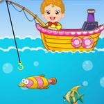 بيبي صيد السمك