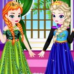الاخوات البيبي ملابس الحفلات الملكية