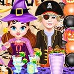 طفل تايلور حفلة هالوين مثالية