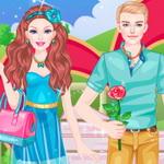 الأميرة وكين ميعاد الحب
