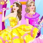 الأميرة ونجمة البوب