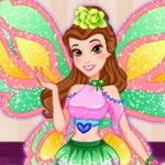 تلبيس الأميرة الجميلة وينكيس ستايل